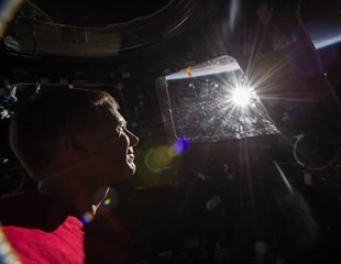 International Space Station teeming with bacteria and fungi finds study