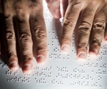 Braille maps created to help blind, visually impaired people navigate local training center