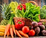 Research compares organic food with food grown with pesticides and chemicals