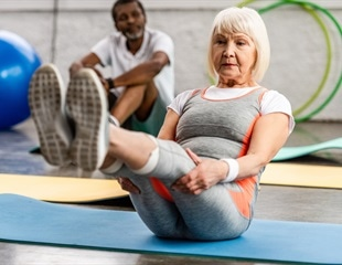 It's never too late to take up exercise, advise researchers