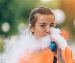 Cartoons influencing young adults to vape, finds new study