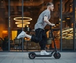 Electric scooters are leading to rising numbers of facial and head injuries