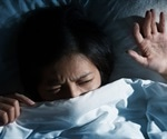 Unpleasant experiences could be countered with a good night's REM sleep
