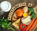 Skin cancer risk falls with higher dietary vitamin A intake