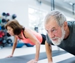 Keeping fit now pays off in retirement, says new study