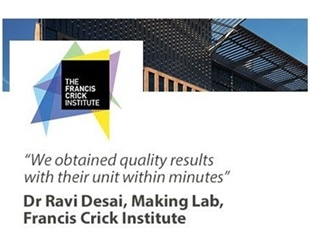 The Francis Crick Institute, Making Lab