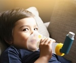 'As-needed' treatment OK for children with mild asthma