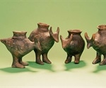 Prehistoric baby bottles: evidence animal milk fed to prehistoric babies
