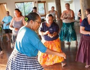 Hula dance your hypertension away