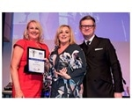 "Debbie Gleeson wins prestigious BJN Award as ""Pressure Care Nurse of the Year"""