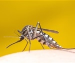 Female mosquitoes can detect a combination of four different substances in blood