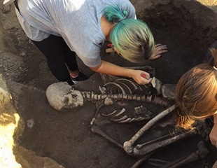 Ancient bones and modern study methods add up to better science