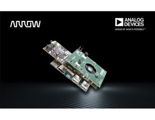 Arrow unveils new proof-of-concept design incorporating Analog Devices' 3D ToF technology for healthcare monitoring