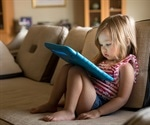 Toddlers exceeding 3 hours a day of screen time are at risk of unhealthy behaviors later on