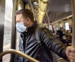 CDC says 'mask up' when traveling
