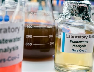 Using pooled wastewater testing to detect COVID-19 cases