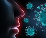 Nasal dryness could be an early warning sign of COVID-19