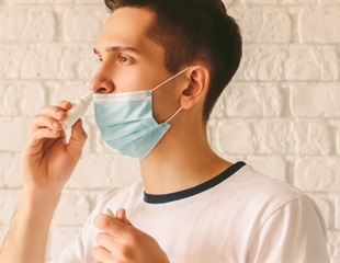 Carrageenan-based composite nasal spray may help prevent SARS-CoV-2 infection