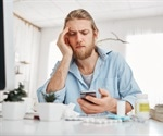 Smartphone users have more headaches, find less relief from the medication