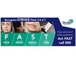 Knowing the F.A.S.T. signs of stroke can help save lives
