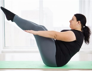 Pilates helps control blood pressure in young obese women