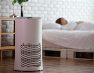 Bedroom air filters provide asthma relief for children