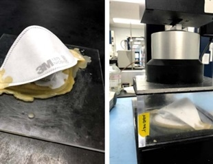 Ozone disinfection of respirator masks for front-line workers coping with COVID-19