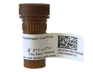 Bio-Rad launches StarBright Violet 515 Dye for use in flow cytometry