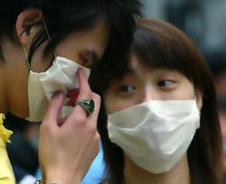 Sindrome Respiratorio Acuto Severo, emergente nella Provincia del Guangdong del sud della Cina nel novembre 2002