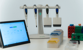 Pipette+ Smarter, Connected Pipetting